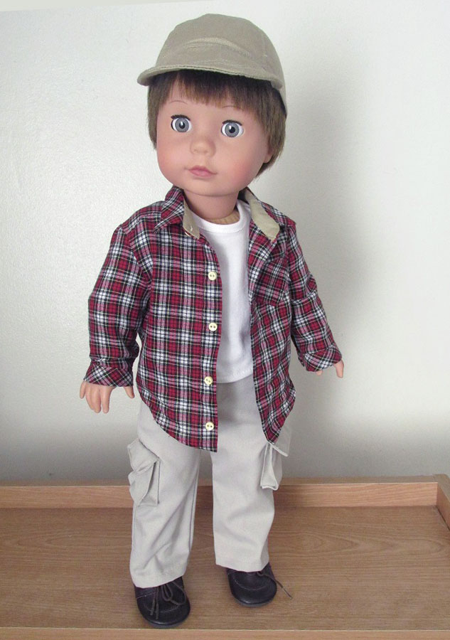 A List Of 18 Quot Boy Dolls Little Raven Creations